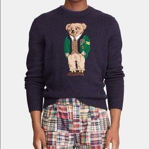 Polo Ralph Lauren 'Yale Bear' Sweater